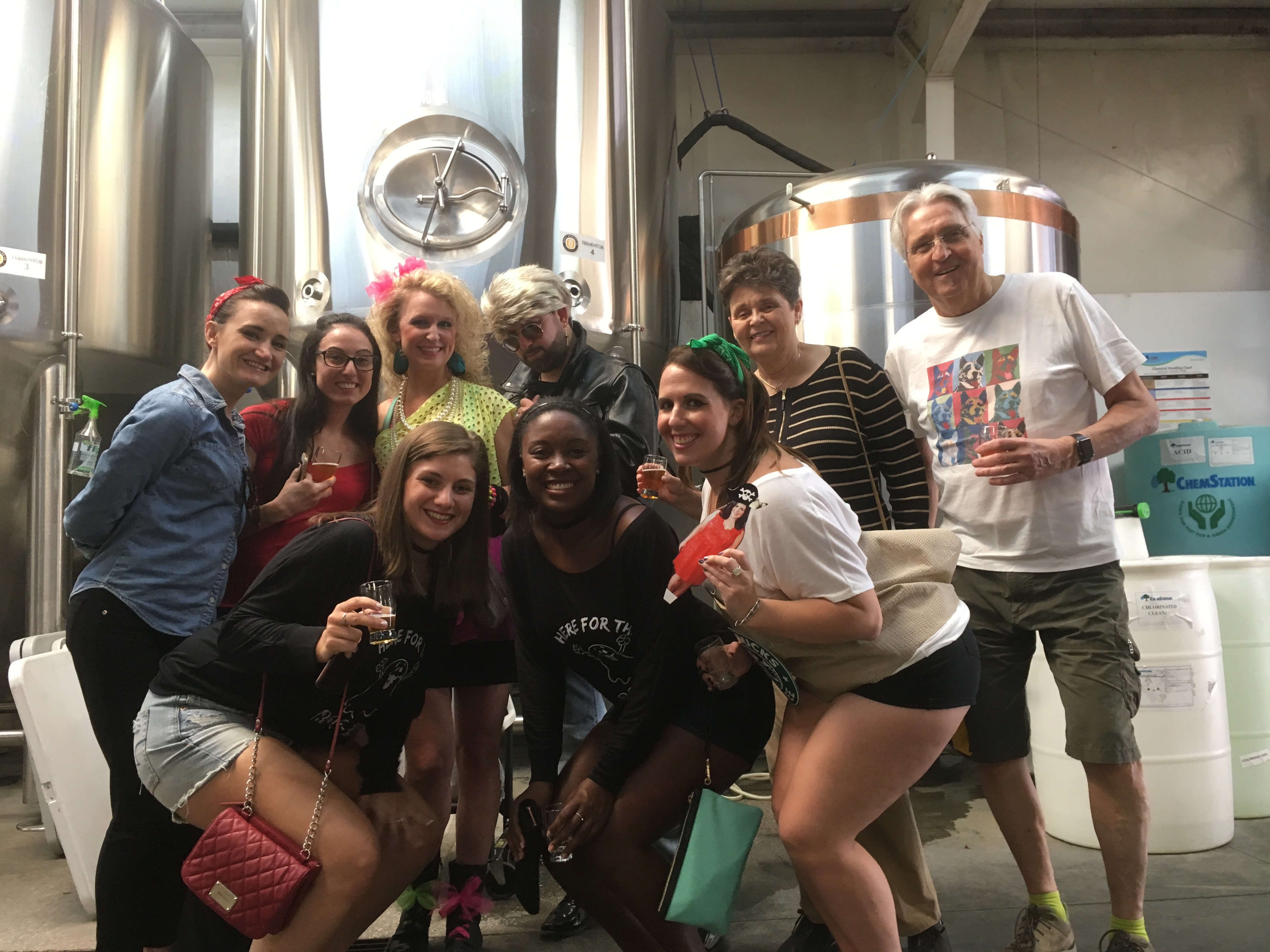 Tours of breweries in Western North Carolina and Upstate SC